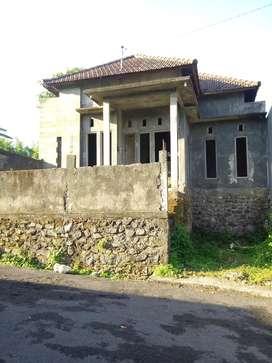 Dijual Rumah Setengah Jadi Br.Sembung, Taman Bali-Bangli