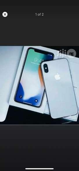 I phone x 64gb rom 3gb ram