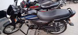 Honda bike for sale on urgent basis like new conditions less driven.