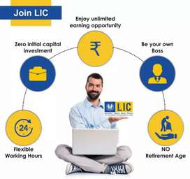 LIC AGENT - Part-time/Full-time
