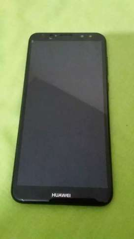 Huawei Mate 10 Lite Black 9.5/10 Condition with Complete Accescories
