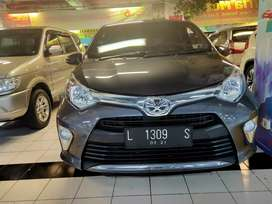 Toyota calya G 2016 matic/AT/ automatic abu abu kondisi istimewa
