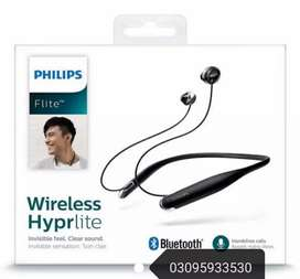 Philips hyperlite Handfree for all mobile phones in discounted rate
