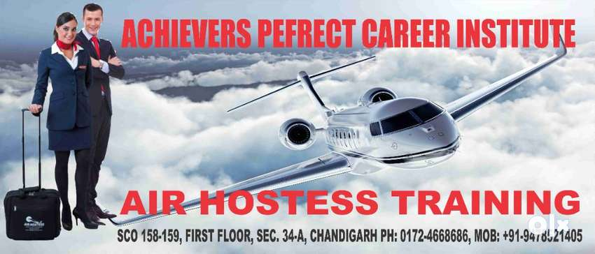Air Hostess & Acting/Modelling Grooming Courses 0