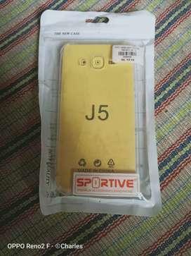 Silikon anti crack Samsung j5