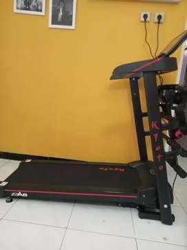 Treadmill elektrik kyoto desain minimalis dan harga terjangkau