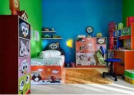 Paket Kamar Anak Activ Poku