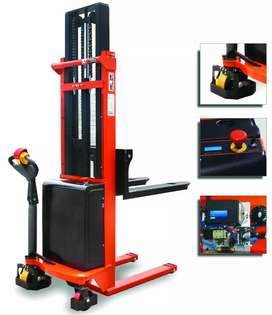 Hand stacker full electric