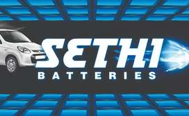 Required Electrician for Battery Industries