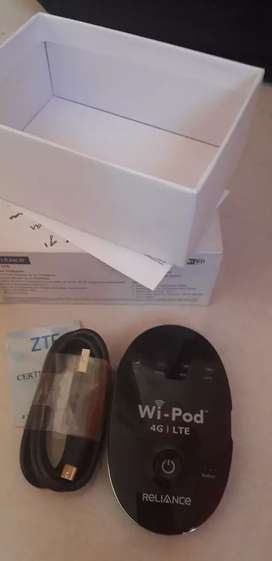 Wi -Pod 4G LTE