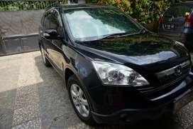 CR-V 2008 Hitam Jakarta Timur Plat Nomor Ganjil