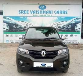 Renault Kwid RXL, 2017, CNG & Hybrids