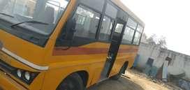 Two eicher school bus diesel 2012 model, diesel,life time tax, 25 seat