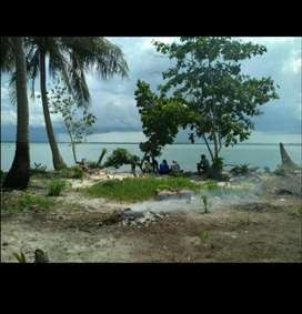 Jual Tanah Tepi Pantai dengan luas 11hektar