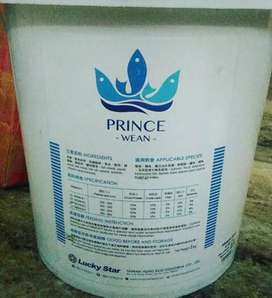 Prince wean and E-larvel available