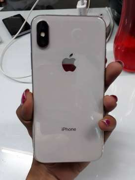 selling brand new i phone x in box 256 gb available
