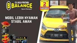 Solusi Tepat Atasi Bunyi Gruduk Pada Mobil Toyota Agya Garansi 2 Thn