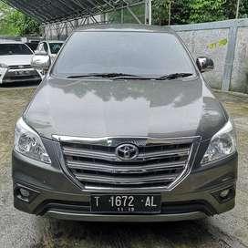 Innova 2.5 G Diesel AT 2014 Facelift istw