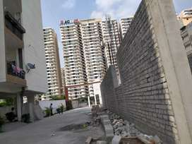 Falt in Noida extension . lowest price near Bank ATM and hospital.