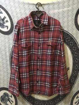 Kemeja Flanel Screamous