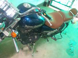 New condition RE Thunderbird 350 with new2019 registration inlowprice