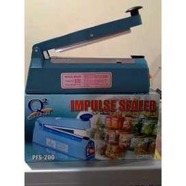 Perekat Plastik/ Impulse Sealer Kemasan Usaha 20cm