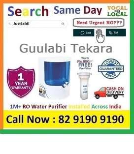 Guulabi Tekara Dolphin RO water Filter Water Purifier  Drink CLean Wat