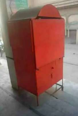 Modern Shawarma Machine and Burger cart for sell