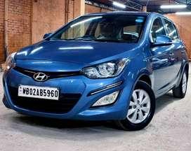 Hyundai i20 2010-2012 1.4 CRDi Sportz, 2012, Diesel