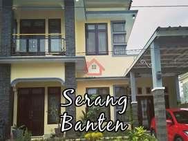 Dijual Rumah Mewah Full Furnished  Di Serang Banten