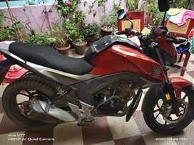 Honda Hornet 160 R