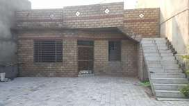 Ground floor single story house for rent