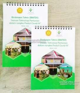 Block note murah seminar kit
