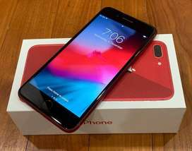 iPhone 8 plus available with best price  cod shipment available  no ex