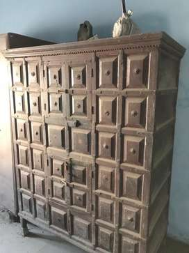Antique Sandook Trunk for sale 110 years old