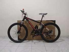 Sepeda Aviator 27,5 baru speed 9