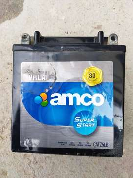 Amco 5AH Battery For Jupiter, Yamaha Fascino Etc