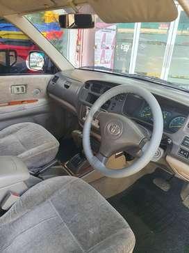 Toyota Kijang Kristal, th 2004