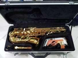 Saxophone Ostrava Gold