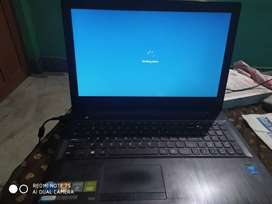 Lenovo laptop(g50)i3 processor,ram 2gb,rom 512gb