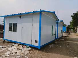 Toilet, Office Containers, Porta cabin, security guard cabin, prefab