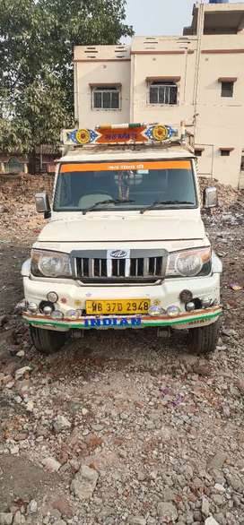Mahindra Bolero Pik-Up Extra Long 2017 Diesel 60000 Km Driven
