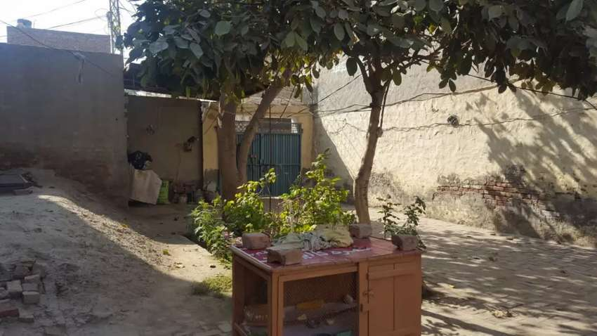 10 Marla old house for sale in Burewala 437/EB good location low price 0