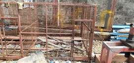 Good condition dog cage