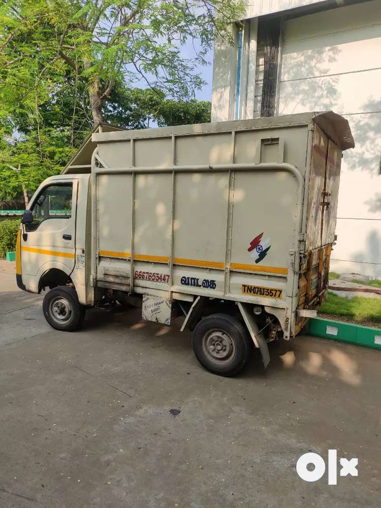 tata ace running candiction