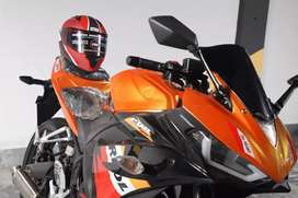 R3 latest model at force motor sports