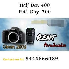 Camera Rents