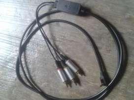 Kabel AV PSP ke TV