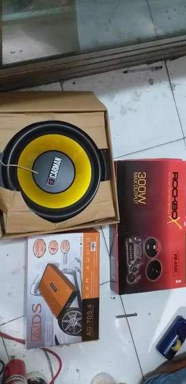 Pasang paket audio hrg murah suara mantap