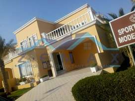 Bahria Sport Cily Villa For Rent
